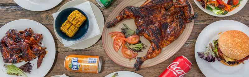 Zambeekas Char-Grilled Chicken