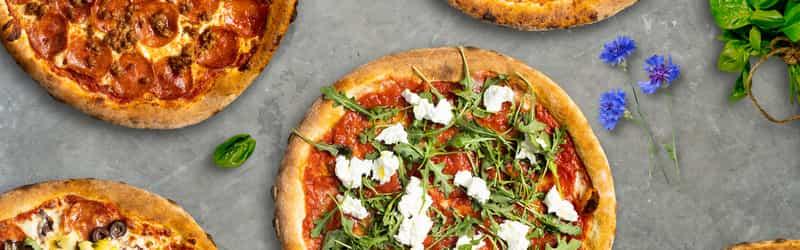 Naturally Vegan Pizza