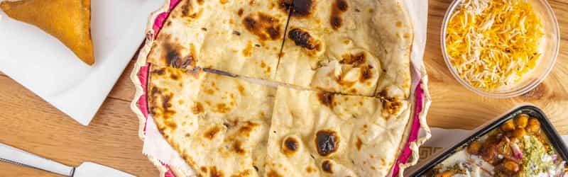 Classic biryani kabab & Curry