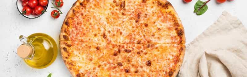 Buona fortuna pizza