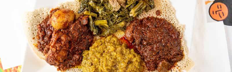 Lemat Ethiopian Restaurant and Cafe