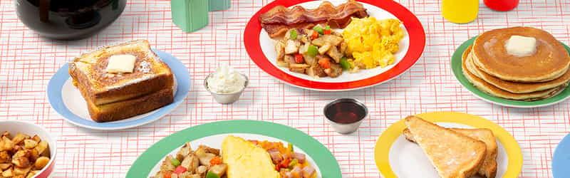 Lucky's Breakfast Diner