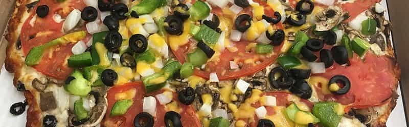 The Crustodian Pizza