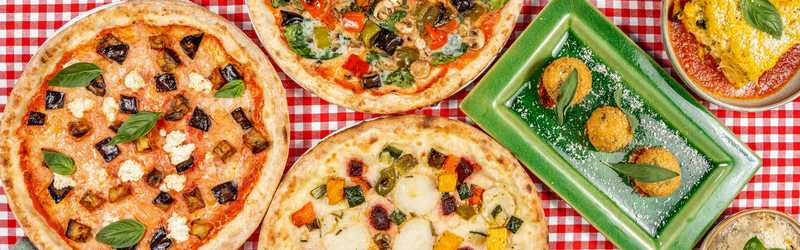 Flying Saucer Vegan Pizza