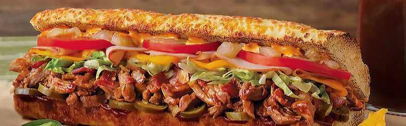 Quiznos By Ghost Kitchens