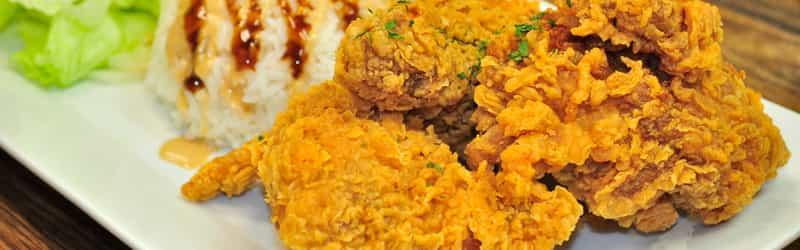 Ogam : Chicken & Korean Restaurant