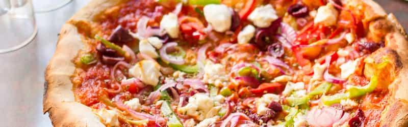Filippou's Twisted Pizza