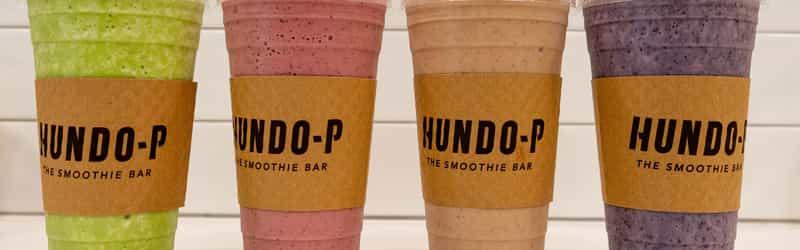 Hundo P The Smoothie Bar