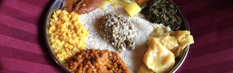 The Blue Nile Ethiopian Restaurant