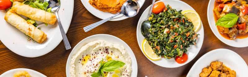Salt Mediterranean restaurant