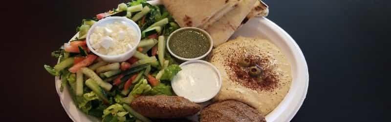 M Halal Mediterranean Food