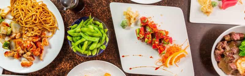 Izumi Sushi & Hibachi All You Can Eat