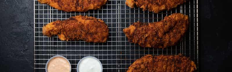 Chicken Tender Heaven
