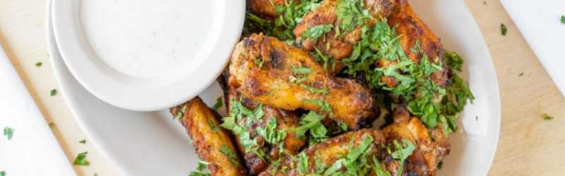 """Wings & Things by Amici's - """"Formerly Aunt Rosella's"""""""