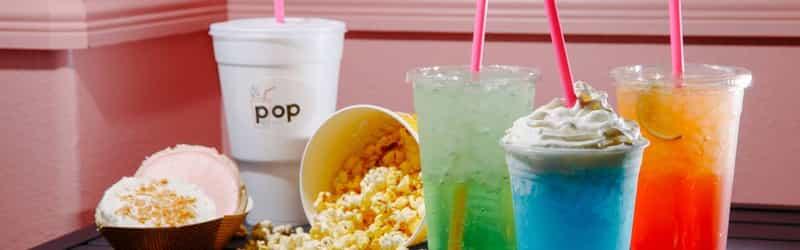 Pop Drinks